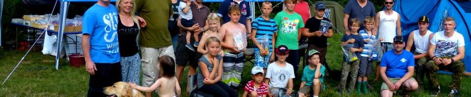 Jugendzeltlager 2016 – Angeln, Abenteuer & mehr
