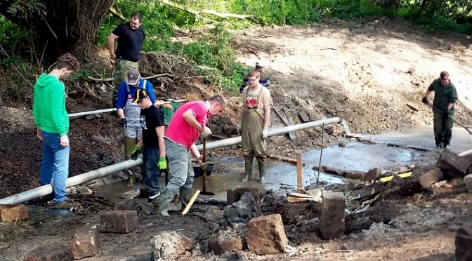Projekt Oker-Staugraben nimmt Form an