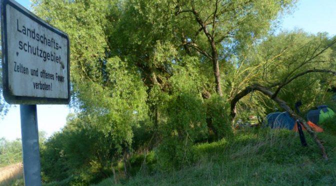 Naturschutzgebiet Oker und Okerufer: Betretungsverbot für Bootsfahrer & Regeln für das Befahren