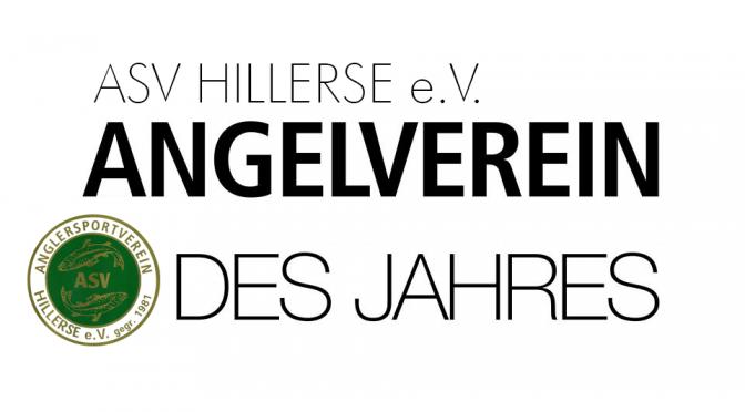 """Blinker bestätigt: ASV Hillerse gewinnt Titel """"Verein des Jahres"""" im Bereich UMWELT"""