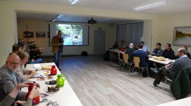 Hillerser Angler präsentieren: Gewässerrenaturierung im Raum Hillerse trägt Früchte