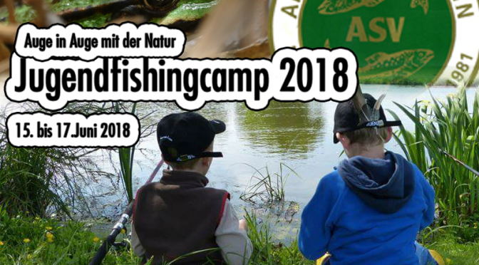 Jugendzeltlager 2018 vom 15. bis 17. Juni 2018