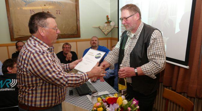 Neuer 1. Vorsitzender: Bernd Schlüsche geht – Olaf Guth ins Amt gewählt