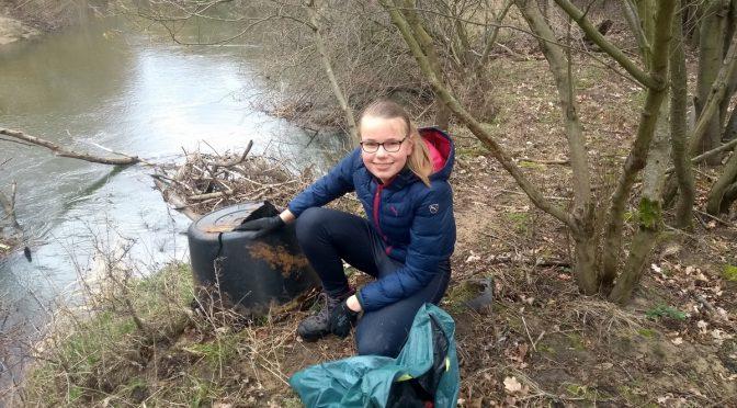 Angler und Jäger führten den 8. Hillerser Umwelttag durch