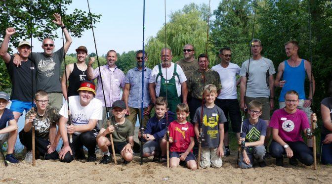Jugendzeltlager 2019 – Gewitter, Fisch und Teamwork