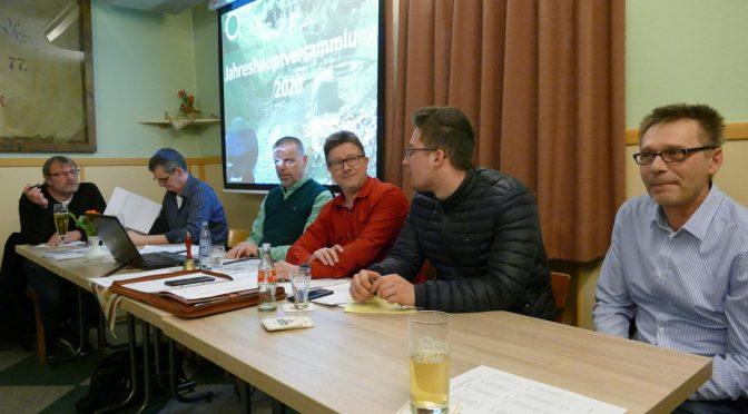 Jahreshauptversammlung 2020: Rückblick auf 2019 und zukünftiges Engagement